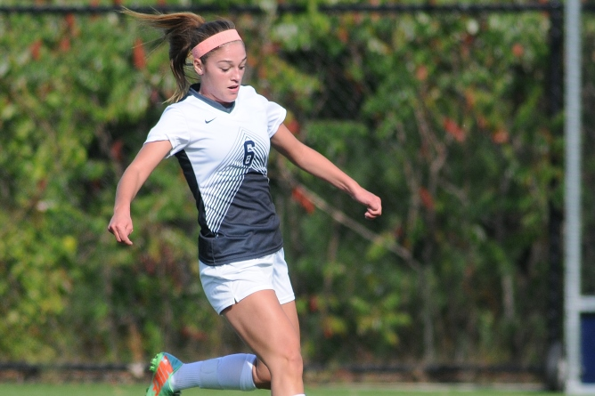 Women's Soccer: Fletcher gives Raiders season opening win at MCLA, 1-0