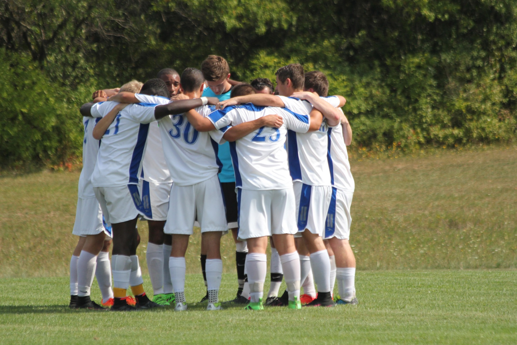 Men's Soccer loses to Harford Community College