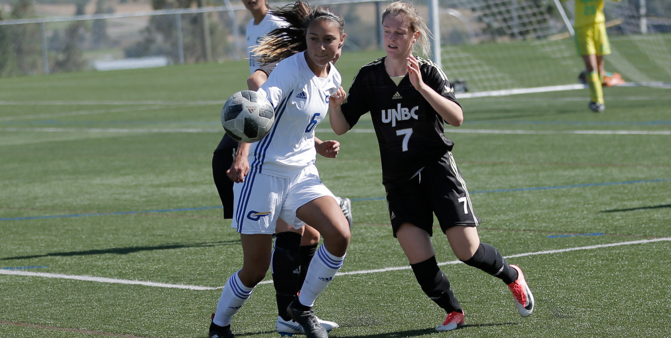 RECAP: A 2-2 draw for UBCO in their home opener against the Timberwolves