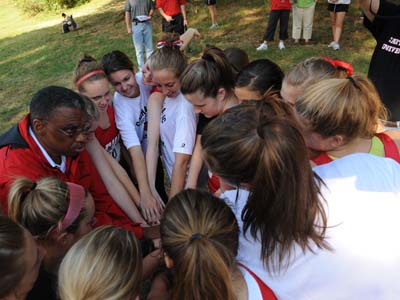 Landmark Conference announces women's cross country poll