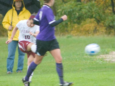 Women's Soccer Ties Ashland 1-1 In Double Overtime