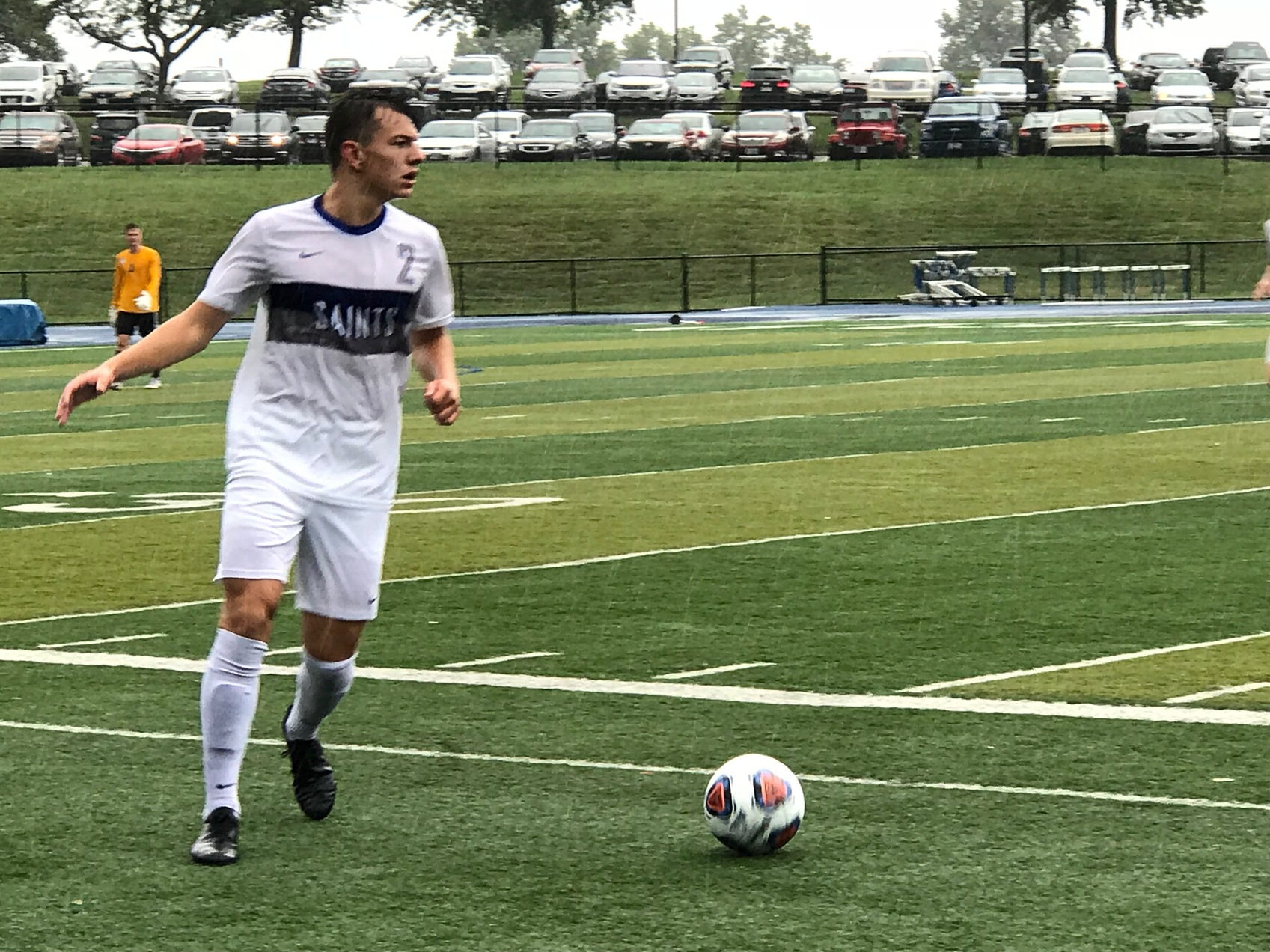 Men's Soccer Ends in a 0-0 Draw After 2OT