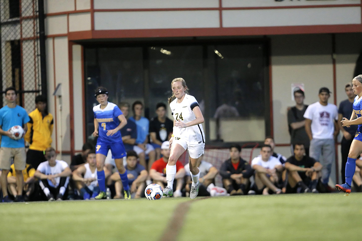 Women's Soccer Plays to 0-0 Draw With Gordon