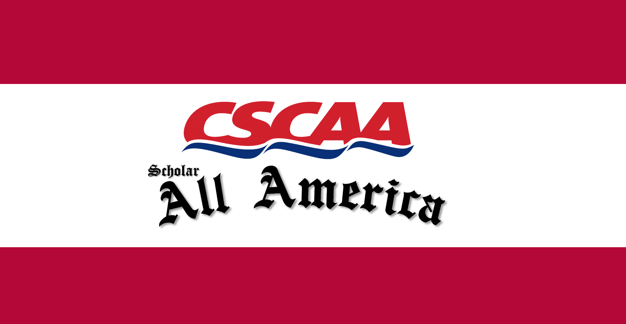 'Roo Men's and Women's Swimming Earn CSCAA Scholar All-America Honors