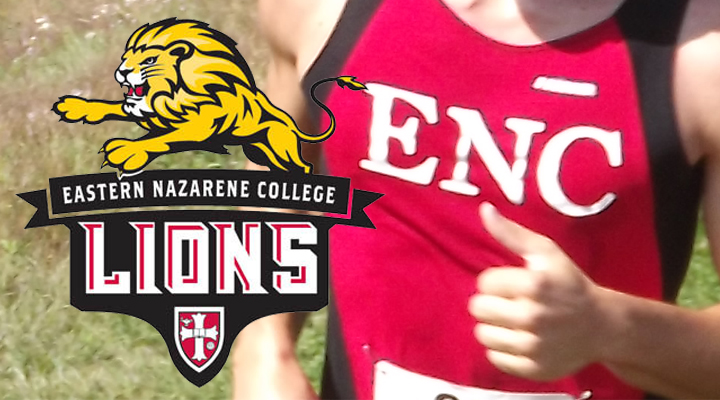 Men's Cross Country Runs at Gordon Pop Crowell Invitational