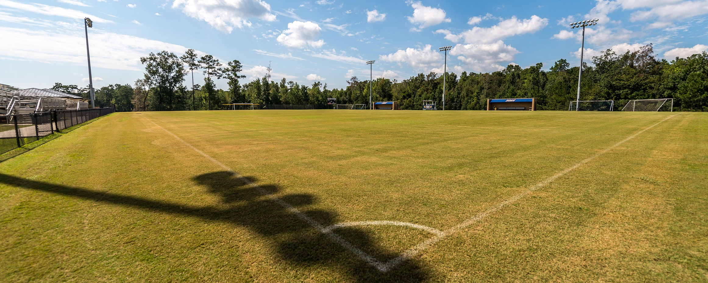 Soccer field dedication moved