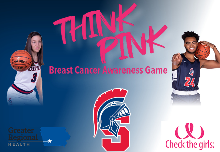 Southwestern is hosting a Think Pink event on Jan. 22.