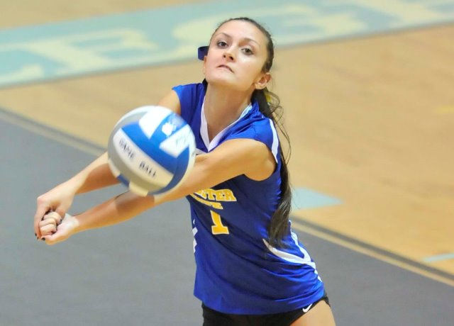 Women's Volleyball Posts A Pair Of Victories At Wesleyan Quad