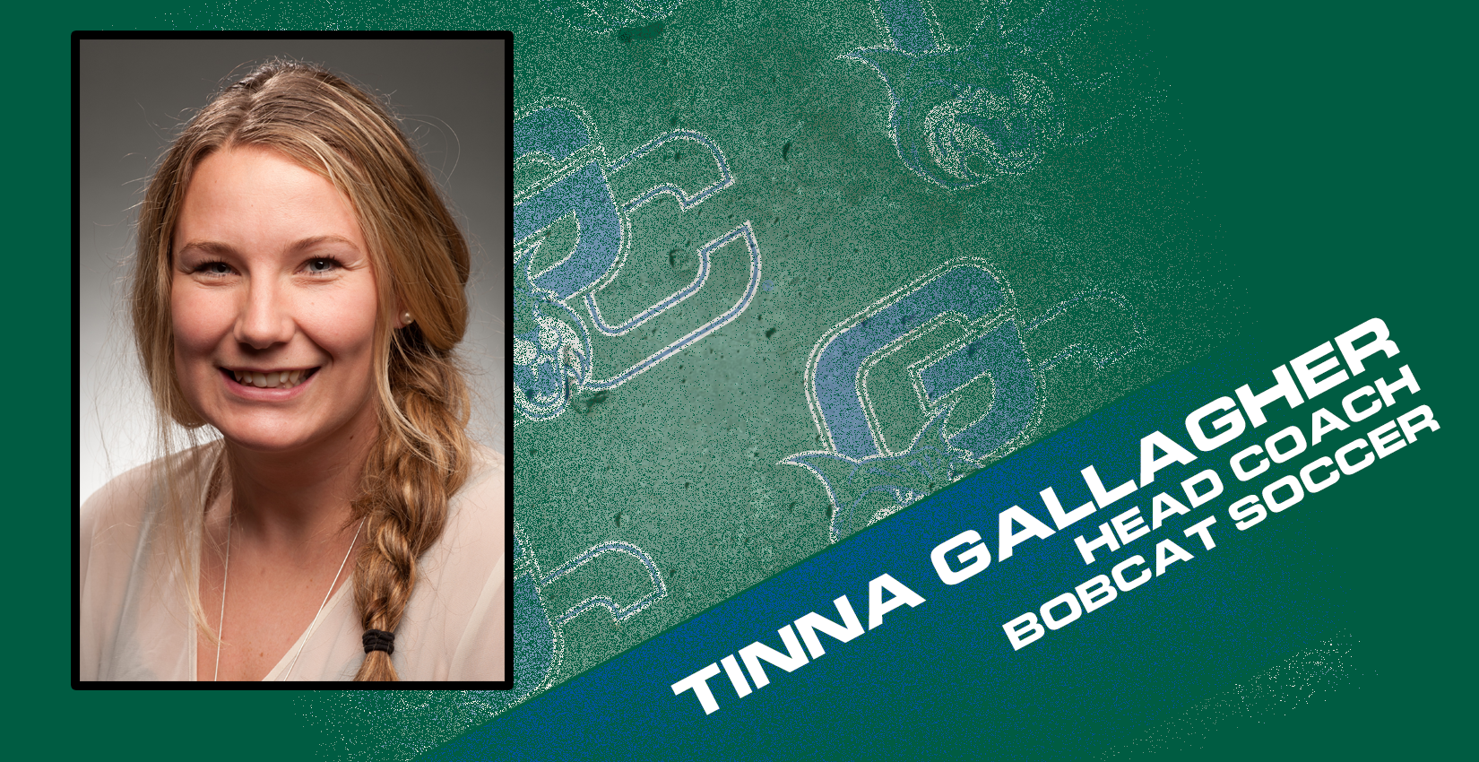Bobcat Soccer head coach Tinna Gallagher
