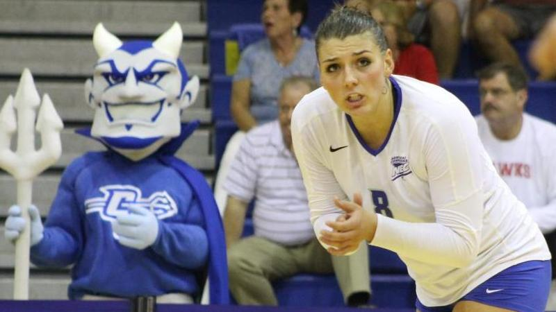 Volleyball Wins CCSU Invite with 3-0 Record