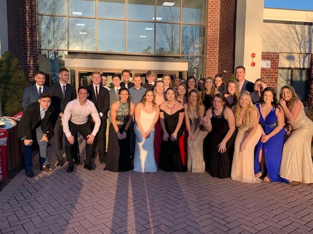 SOFTBALL AND MEN'S SOCCER TEAMS PARTICIPATE IN NIGHT TO SHINE EVENT