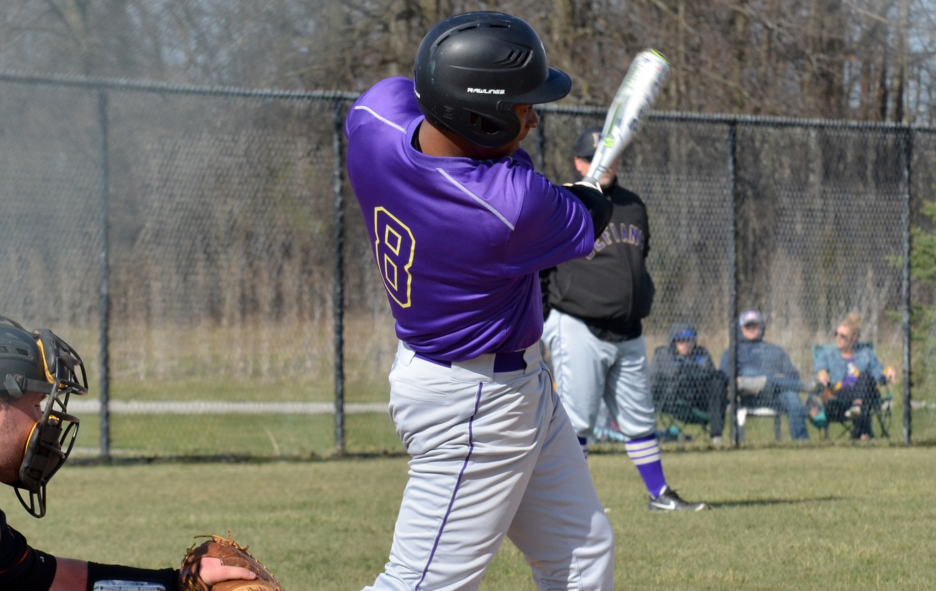 Jackets Wrap-Up MSJ Series With Split
