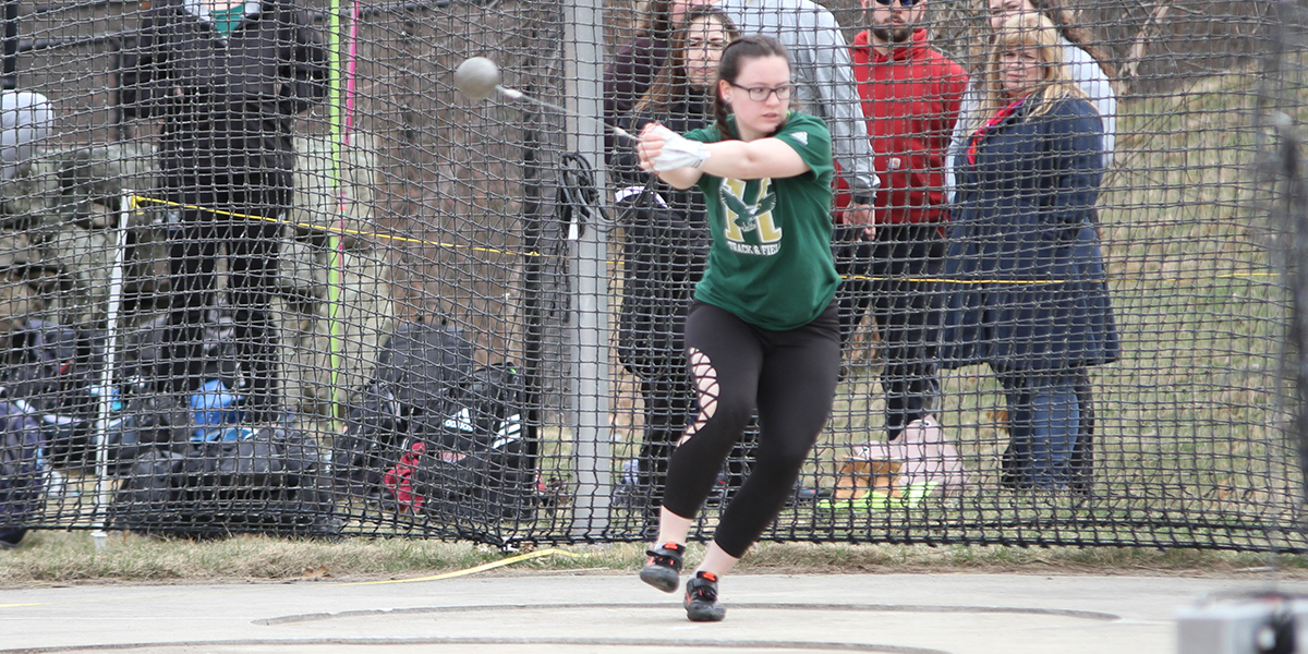Eagles Set Several PR's with Third Place Finish at Thomas Small School Invitational