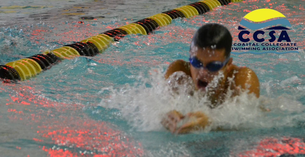 Record-Setting Relays Propel UMBC on First Night of CCSA Championships