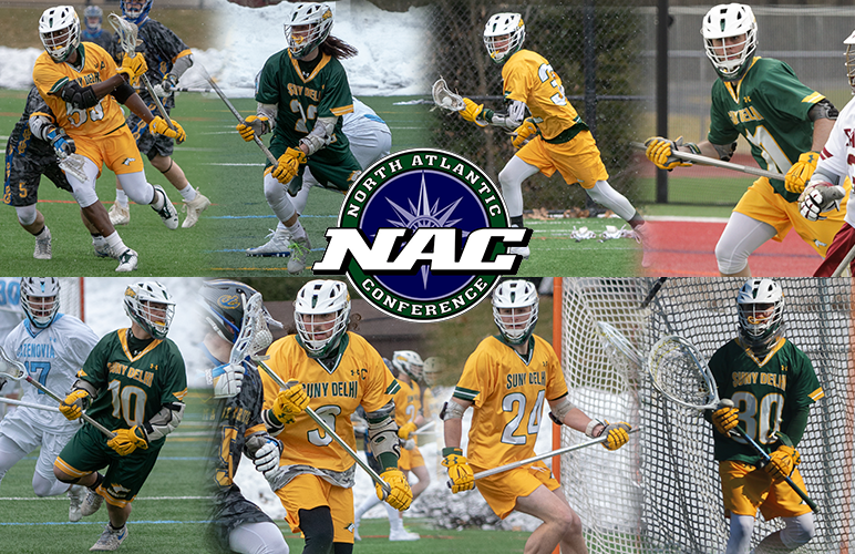 Eight Broncos Earn All-NAC, Six on First Team