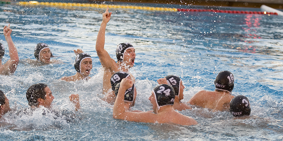Men's Water Polo crowned SCIAC Champions