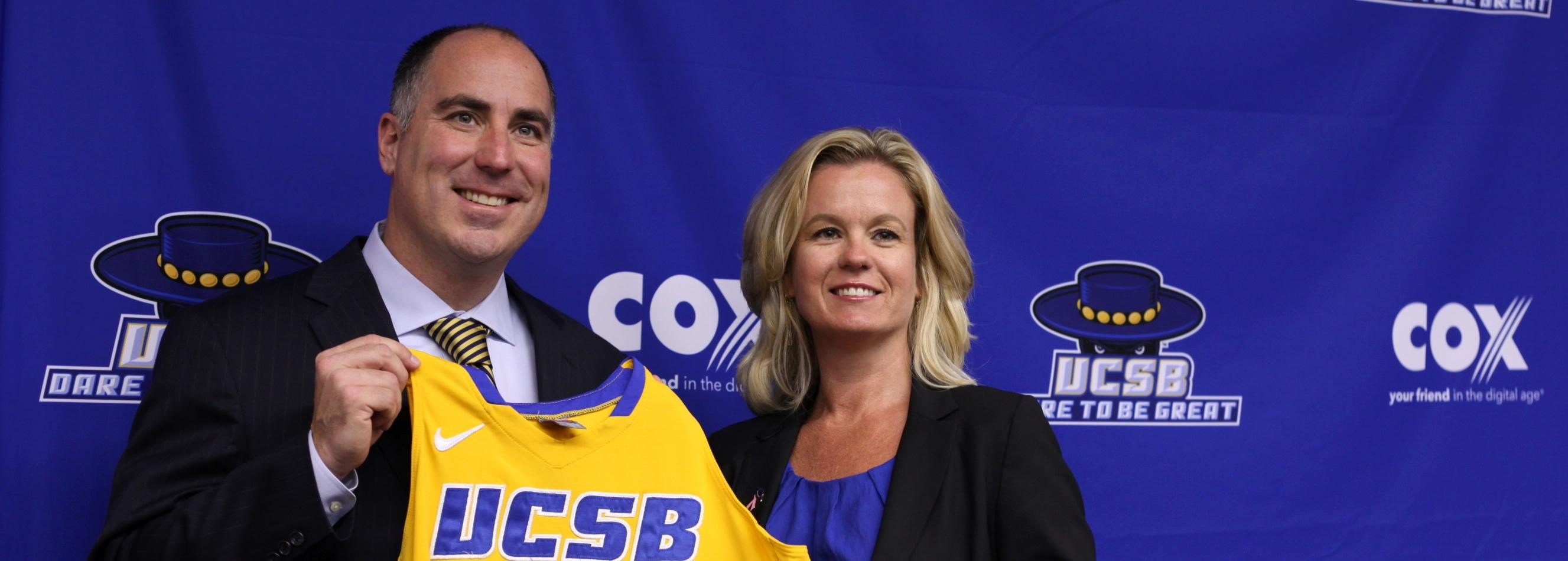UCSB Names Carlene Mitchell New Head Coach