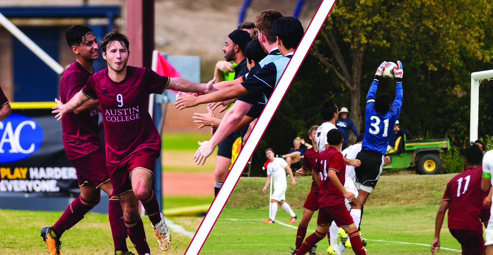Quick, Khalaf Named to SCAC All-Tournament Team