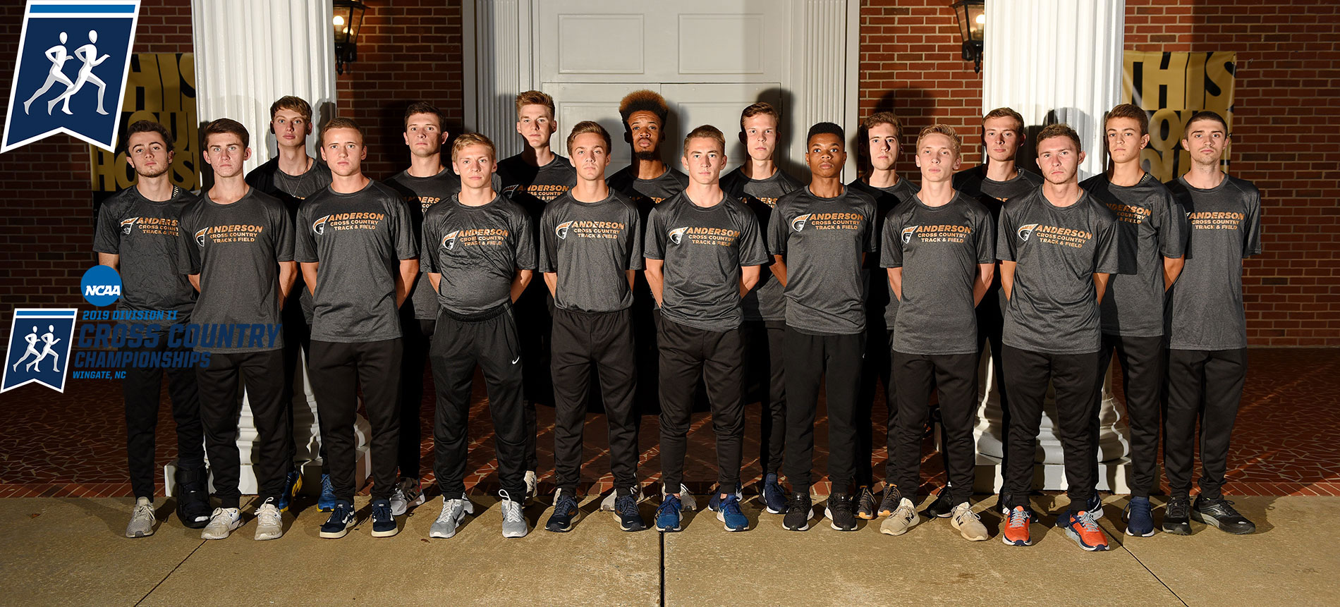 Men's Cross Country Readies for NCAA Southeast Regionals