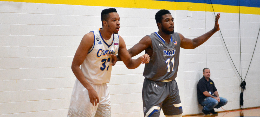 Men's Basketball Drops CACC Road Game, 82-74, at Nyack