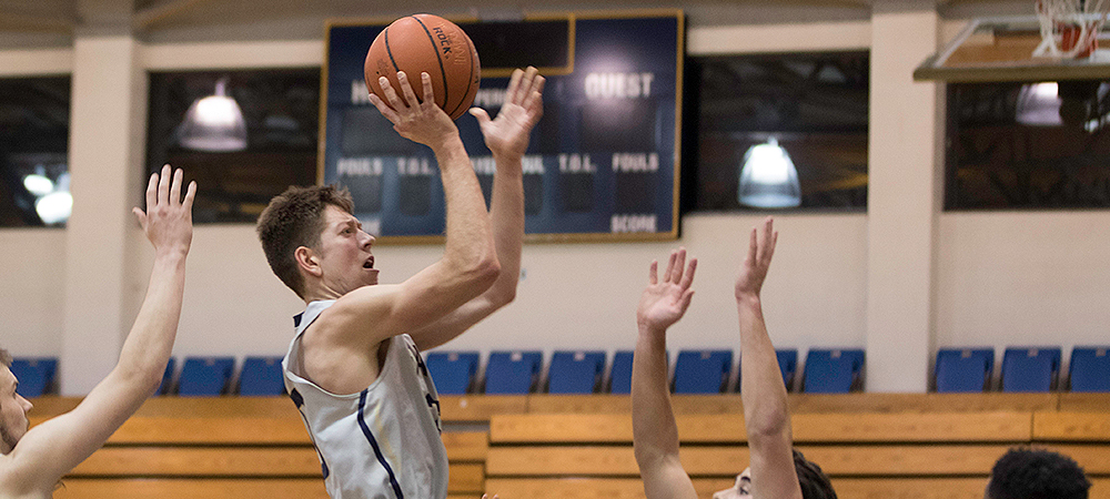 Gallaudet's Trey Gordon lands on D3hoops.com All-Region third team again