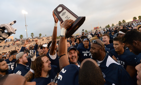 Fullerton defeats American River 29-27 to capture 2016 CCCAA State Championship