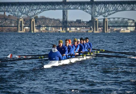 Bears Compete at Head of the Riverfront