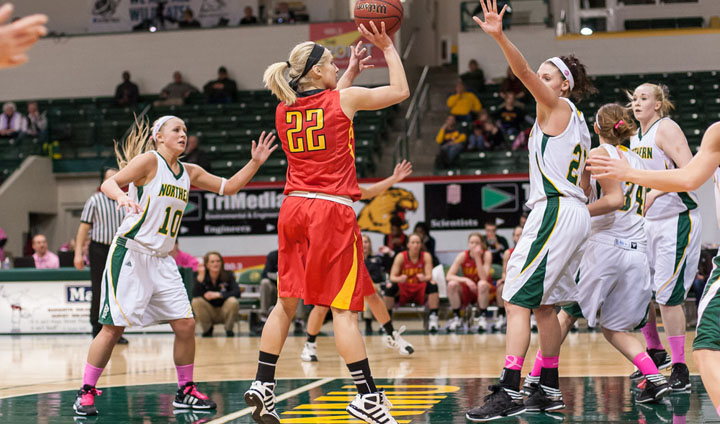 Ferris State Wins Exciting Overtime Contest Against Northern Michigan