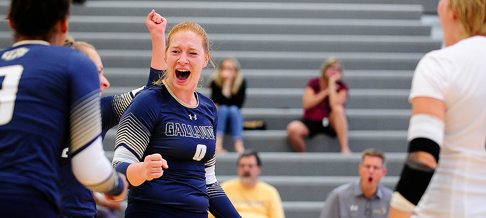 Thrilling four-set win highlights second day of Worthington Classic