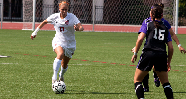 LC Women's Soccer Rides Strong Second Half to ODAC Championship Game