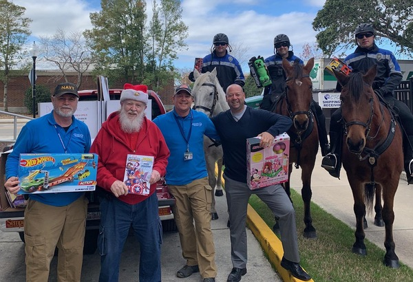 CFCC Toys for Tots