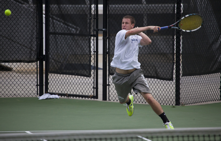 Halpern's Run Ends In the Quarterfinals Of NCAA D-III Men's Singles Championships