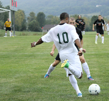 Men's Soccer Improves to 2-0