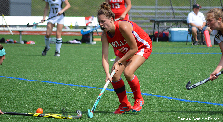 St. Lawrence Defeats Wells Field Hockey