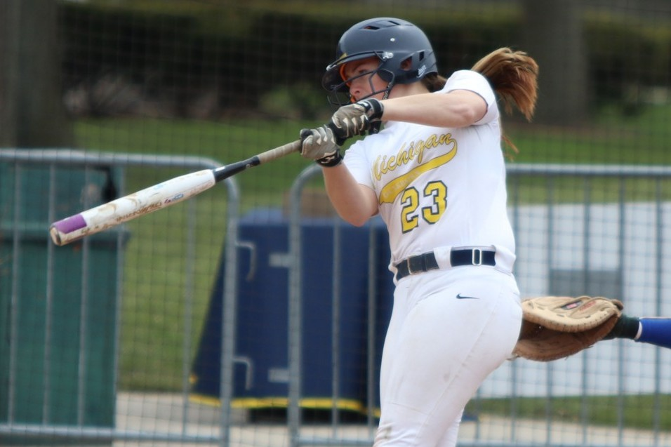 Wolverines split WHAC series with Blue Devils