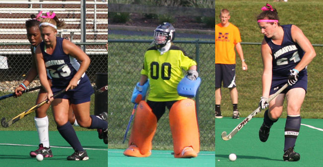 Pezzello, Gottlieb & Duffin Ranked in Final NCAA Field Hockey Statistics