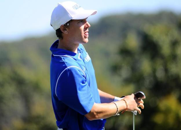 Men's Golf Finishes 5th at Towson
