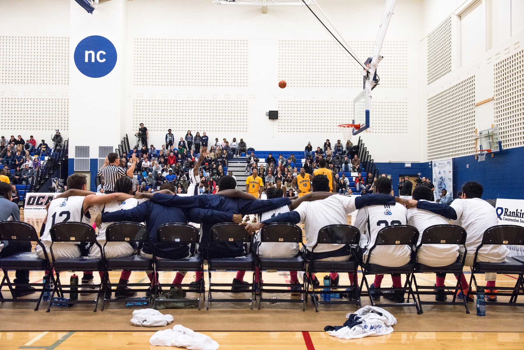 PREVIEW: Men's Basketball set to take on Centennial at OCAA Championship