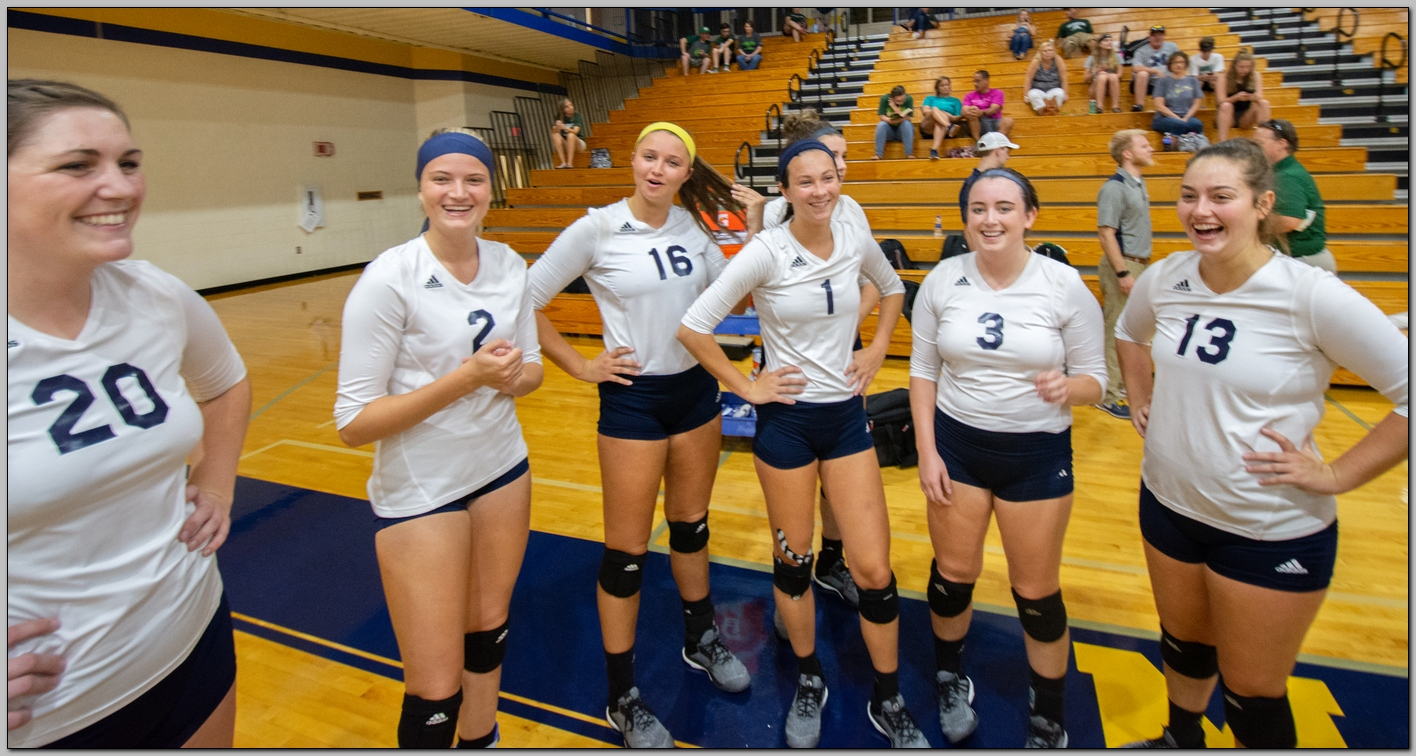 Lions defeat the Golden Eagles of Spalding University 3-1
