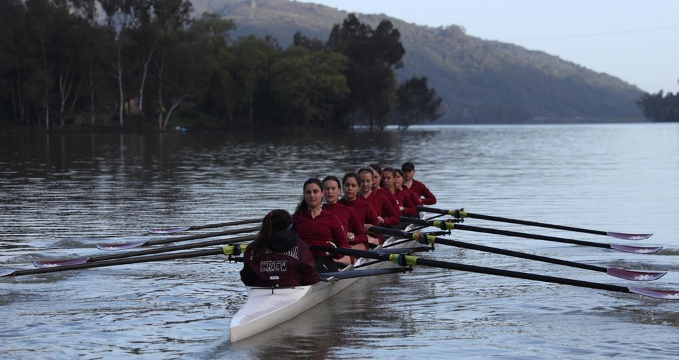 Women's Rowing Concludes Season at WCC Chmapionships