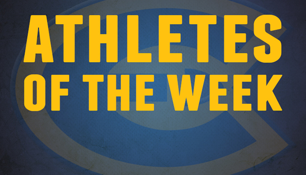 2013-14 UWEC Athletes of the Week - Week 4 (Sept. 16-22)