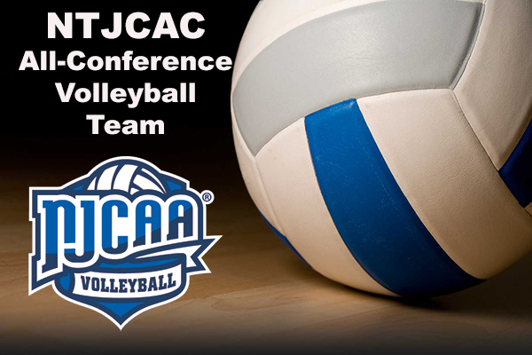 NTJCAC All-Conference Volleyball Team