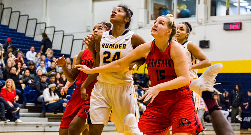 No. 1 HUMBER FACES TOUGH ROAD TEST IN No. 11 FANSHAWE