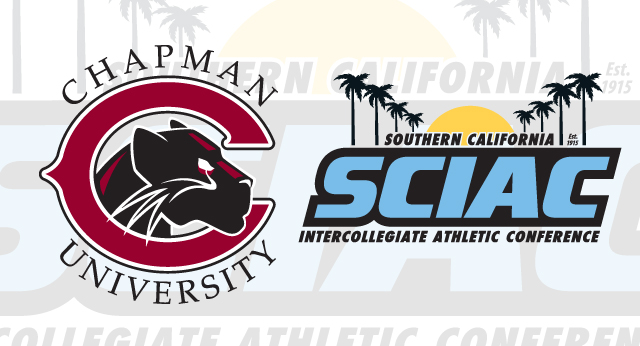 Chapman University Welcomed as the Ninth Member of the SCIAC