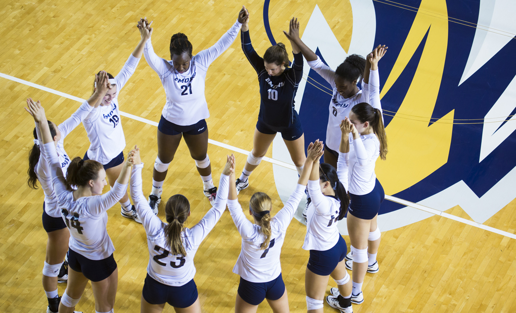Emory Volleyball Travels To Berry For NCAA Regional Action - Draws Meredith College In Opener