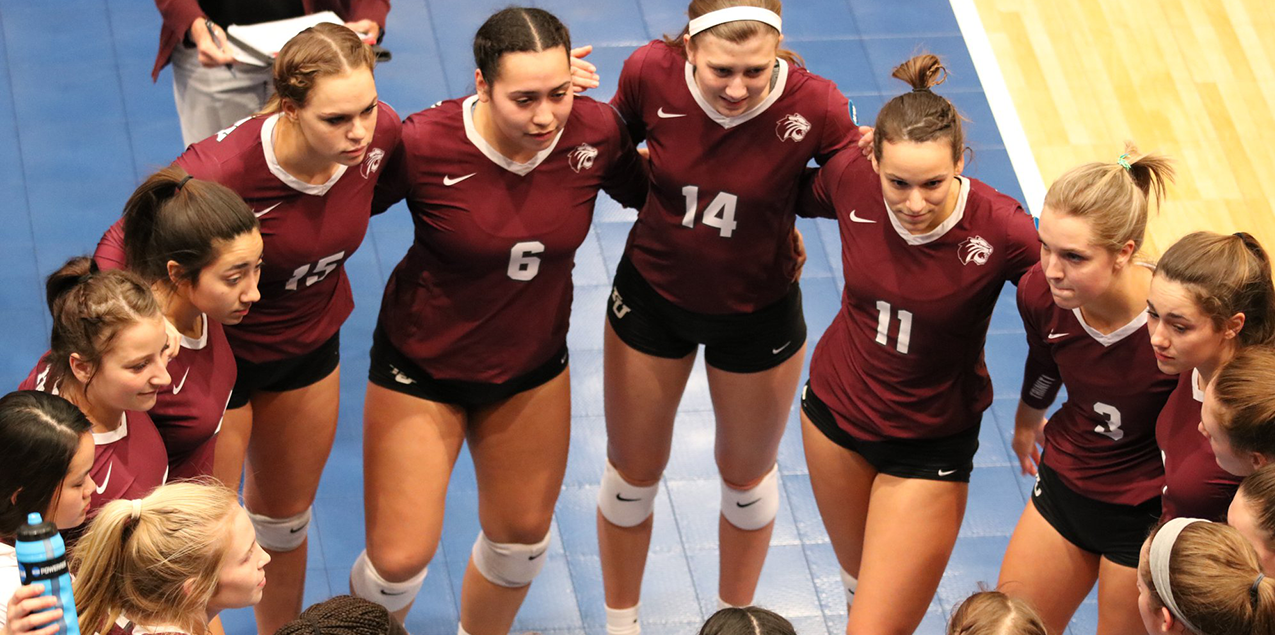 No. 7 Trinity Volleyball Falls to No. 6 Johns Hopkins in NCAA Semifinals