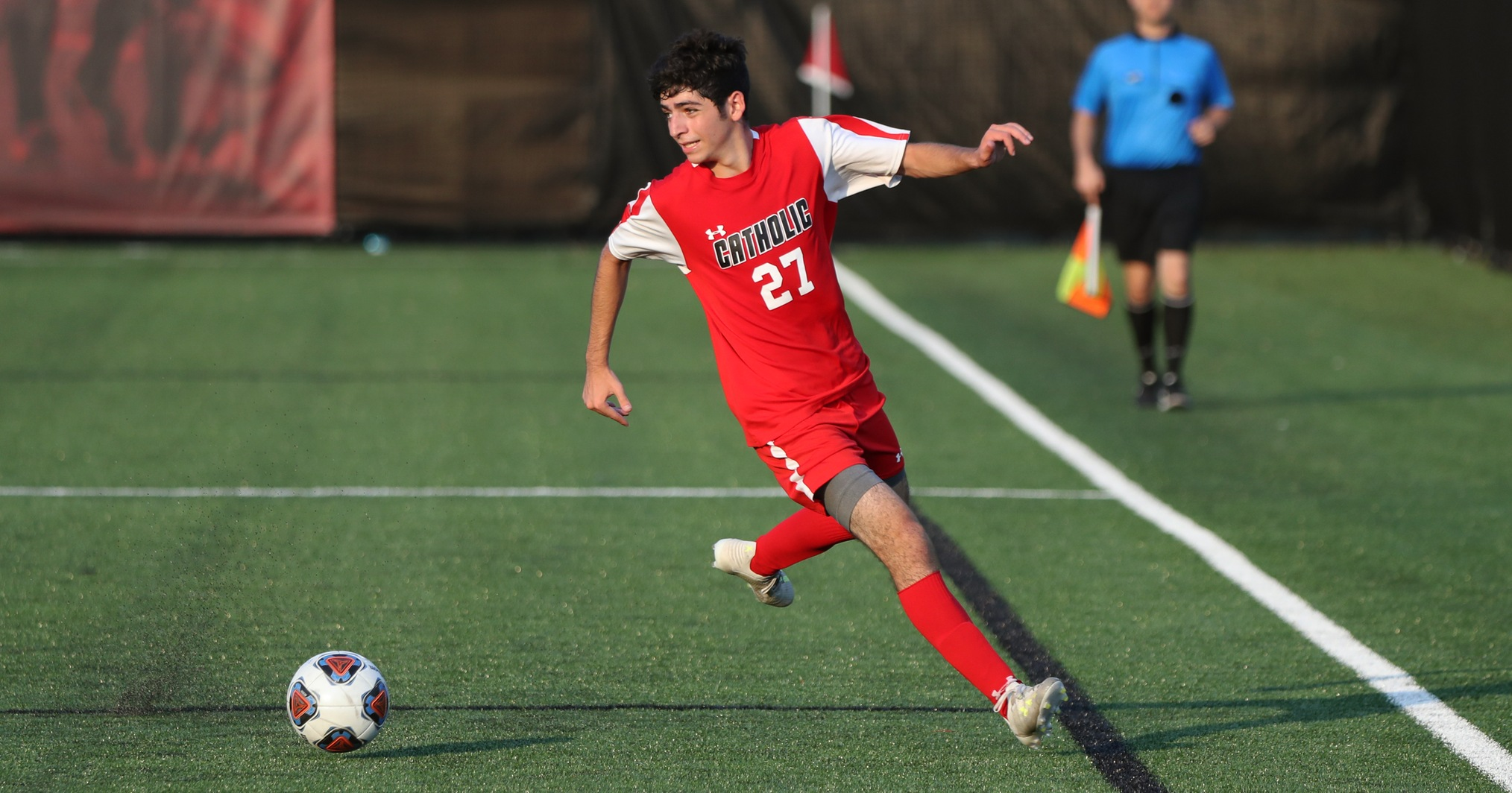 Siahpoosh's Late Goal Lifts Cardinals Over Hornets