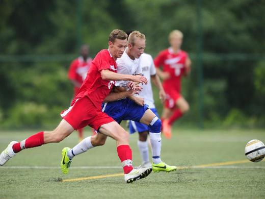 Men's Soccer Finishes Runner-Up at Jimmy Mills Classic