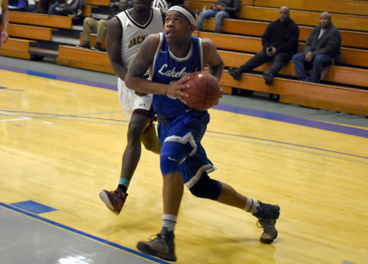 Lakers suffer lopsided loss to Jackson in TJ Memorial final, 94-58
