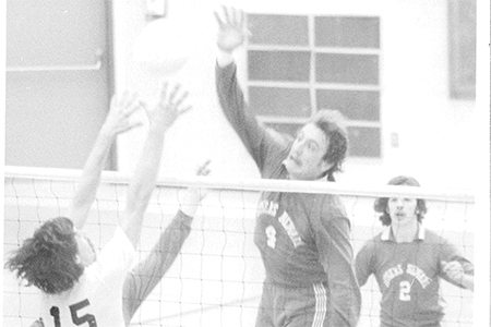 2014 EIVA Hall of Fame Inductee: Nestor Paslawsky